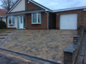 Tegula Bracken Paving